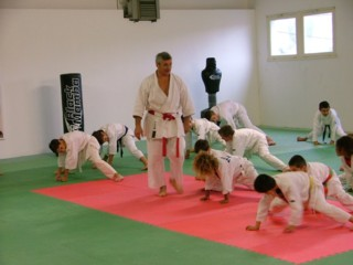 Martial Arts Instruction Langeudoc
