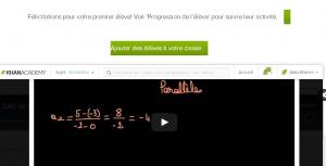 Apprendre maths en France