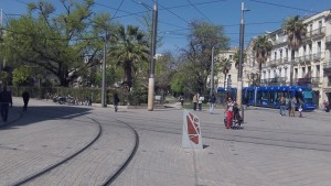 Montpellier train station