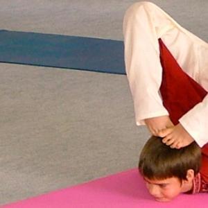 Yoga - Ecole à la Maison